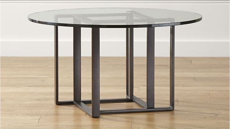 17 Best Images About Living Room On Pinterest Crate And Barrel Round Glass Table Top And Grey