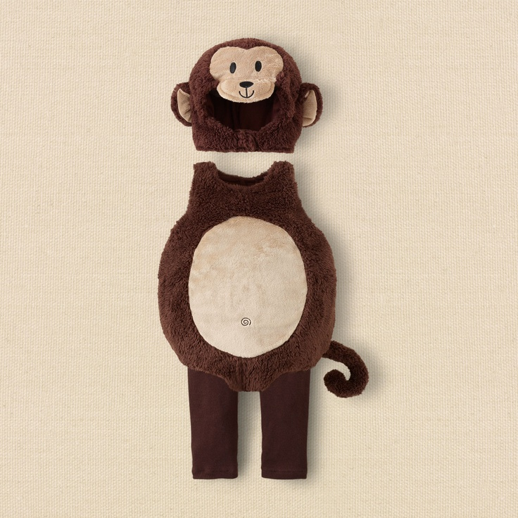 newborn - monkey costume | Children's Clothing | Kids Clothes | The Children's Place