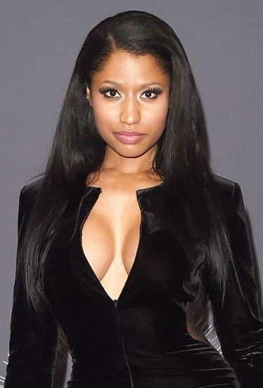 Nicki Minaj Fashion Style Hair Inspiration