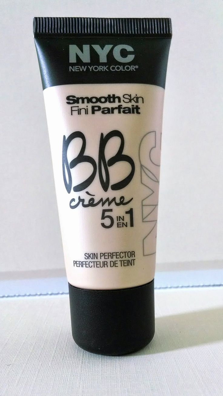 The Budget Beauty Blog: NYC Cosmetics Smooth Skin BB Creme 5-in-1 Review