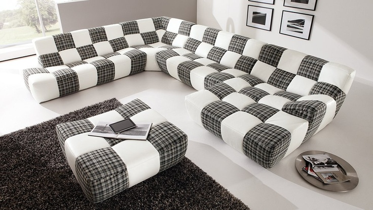 wohnlandschaft los angeles sofa. Black Bedroom Furniture Sets. Home Design Ideas