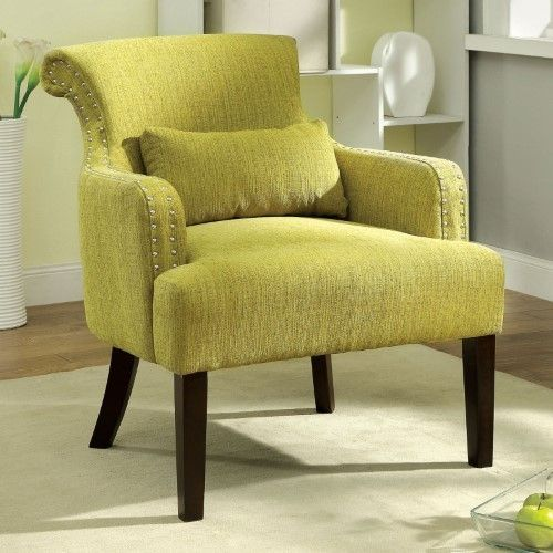 Furniture of America Celina Accent Chair