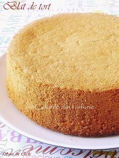 Blat de tort ~ Culorile din farfurie