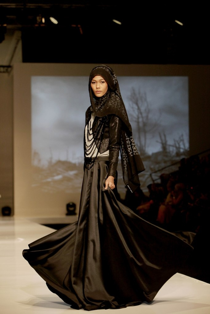 Jenahara fashion series - Indonesia Fashion Week 2012