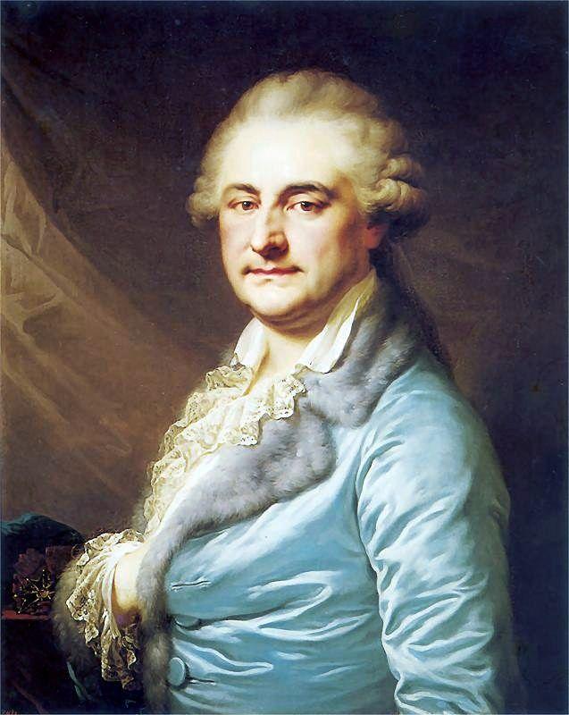 Stanislas Auguste Poniatowski - Johann Baptist von Lampi the Elder - Wikimedia Commons