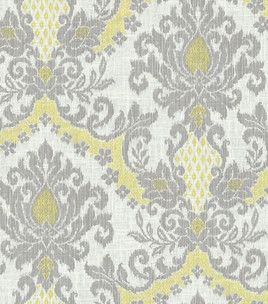 Waverly Bedazzle Silver Linning: Dining Room, Silver Linning, Print Fabrics, Decor Fabric Waverly, Home Decor, Fabric Waverly Bedazzle, Bedroom Curtains, Bedazzle Silver