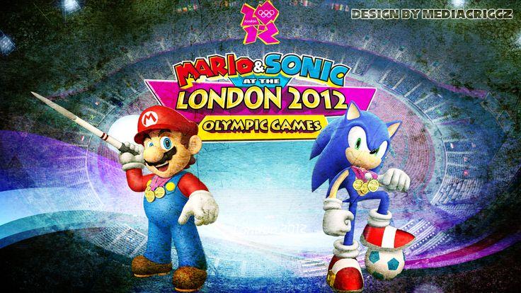 London Olympic Games widescreen wallpaper