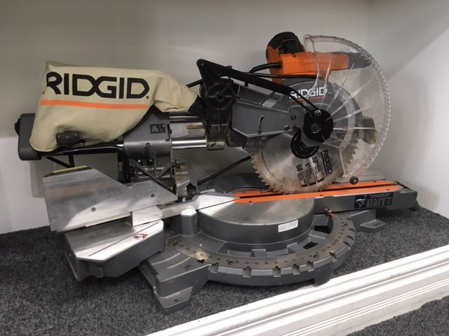 Best 25 Ridgid Miter Saw Ideas On Pinterest Miter Saw