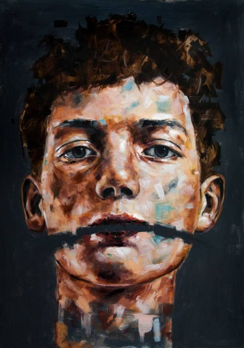 Paintings by   Davide Cambria  (b. 1986 Messina Italy)He is a...