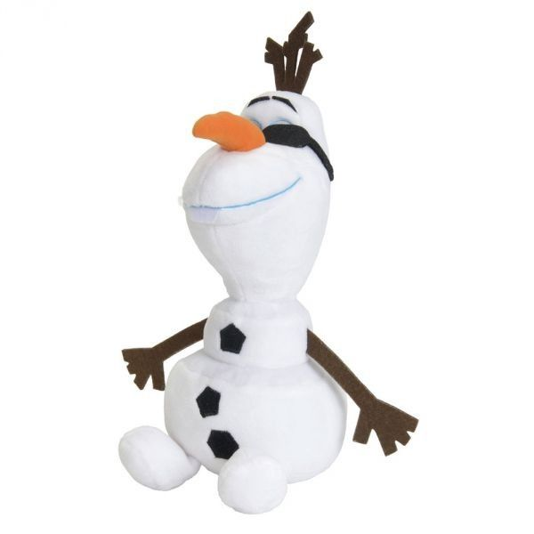 GRANDE PELUCHE OLAF 25 cm - REINE DES NEIGES  Condition: New product  Peluche OLAF de la Reine des Neiges  25 cm de haut