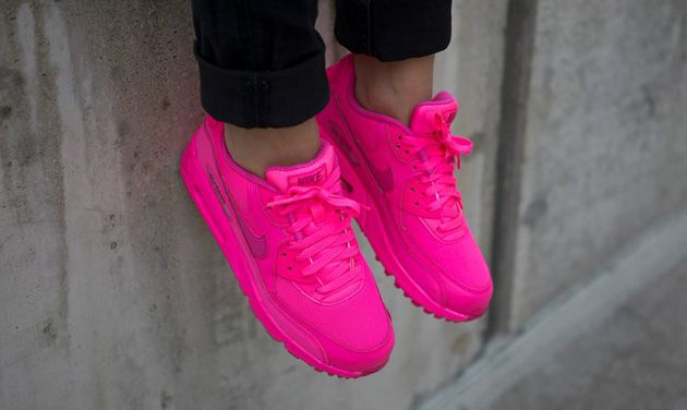 Nike Air Max 90 GS-Chewing Gum Pack-3