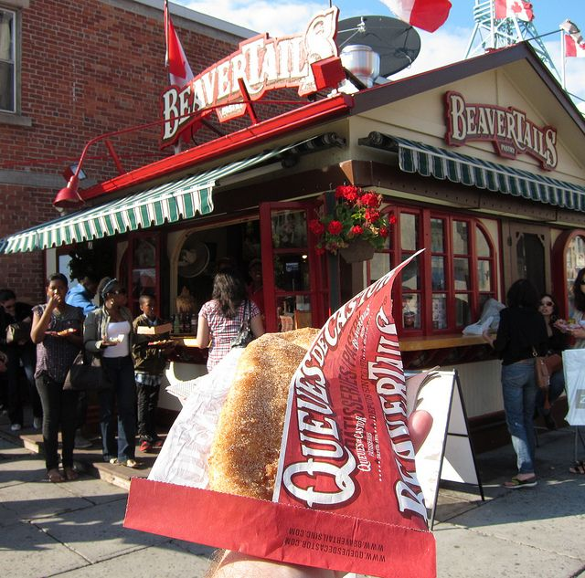 BeaverTails Pastry. Their delicious addictive whole-wheat pastries are hand-stretched, then float cooked and served piping hot, topped with butter and your choice of delectable flavours. Proudly satisfying your sweet tooth since 1978. For more Ottawa restaurant options visit: www.ottawatourism.ca/en/visitors/where-to-eat-and-shop/restaurants