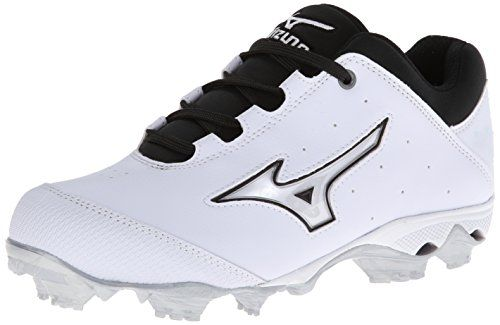 Mizuno Women's Finch Elite Switch Softball Cleat - Product Description Mizuno Women's Finch Elite Switch Softball Cleat 9 spike advanced outsole designed for fastpitch Parallel outsole wave provides for cushioning and stability 6 color inserts to customize to your team colors Mizuno performance... - http://shoes.goshopinterest.com/womens/athletic/softball-baseball/mizuno-womens-finch-elite-switch-softball-cleat/