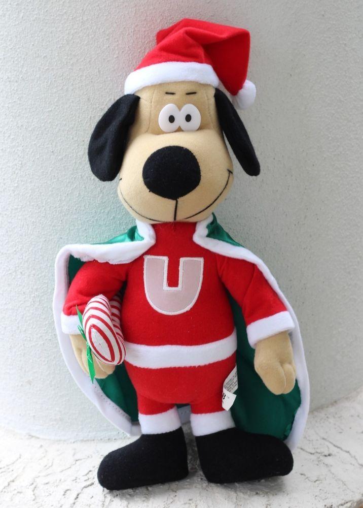 Plush ~ Underdog ~ sí Club ~ ~ Perro De Peluche Animales ~ ~ ~ bastón de caramelo de Navidad Santa | Juguetes y pasatiempos, Animales de peluche, Más animales de peluche | eBay!