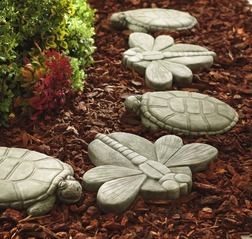 Decorative Stepping Stones from Orchard Supply Hardware $16.99 (15% Off) -