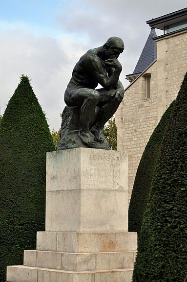 Rodin Museum, Paris, France - one of my favorite museums