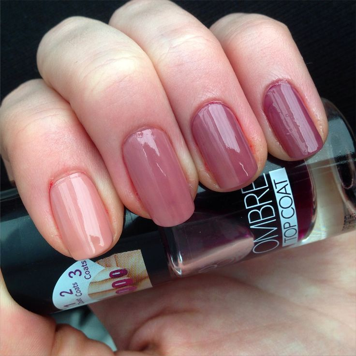 iloveBT - all my beauty: Ombre-Nails & Produkt-Review