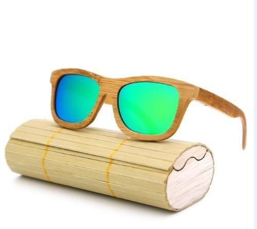 Bamboo Sunglasses Delux