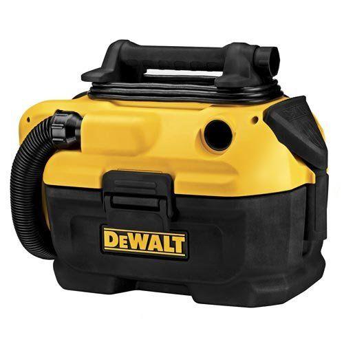 Dewalt Dcv581h 18/20-Volt Max Cordless/Corded Wet-Dry Vacuum, 2015 Amazon Top Rated Vacuums #HomeImprovement