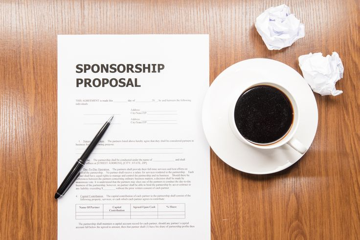 Here's your guide and free template to creating a successful event sponsorship proposal every time.