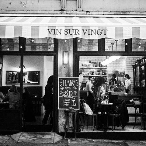 Weekly Wellegant Find: Vin Sur Vingt Wine Bar (NYC)