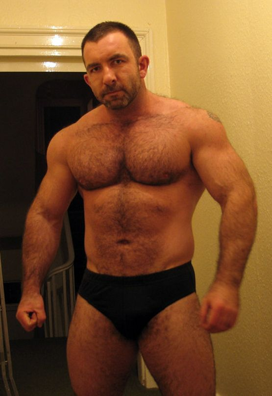 Mature Muscle Adult 13