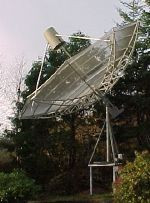 5.2 Meter Radio Astronomy Project for 1420 MHz (Randall A Stegemeyer - W7HR)