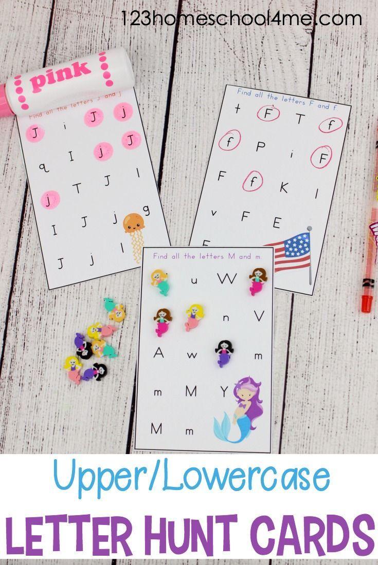 Free Letter Recognition Cards Alphabet Activities Alphabet Preschool Free Printable Alphabet Letters [ 1100 x 735 Pixel ]