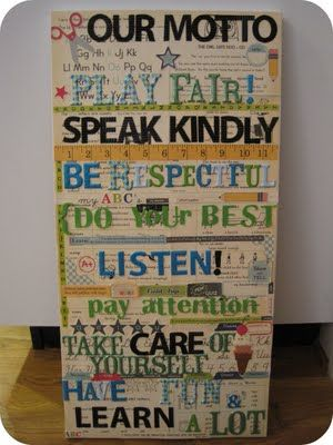 Classroom Rules: Classroom Decor, Lessons Learned, Art Classroom Rules, Class Rules, Great Ideas, Houses Rules, The Rules, Classroom Ideas, Lessons Learning