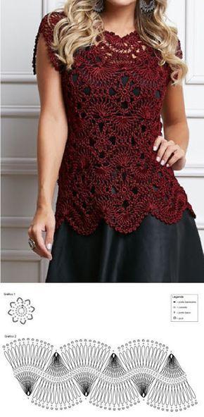 Crochetisimo: Patrones en Crochet