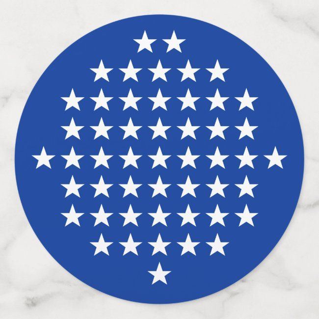 Red White Blue Stars Stripes American Flag Theme Confetti Zazzle Com In 2020 Blue Star Red And White Red White Blue