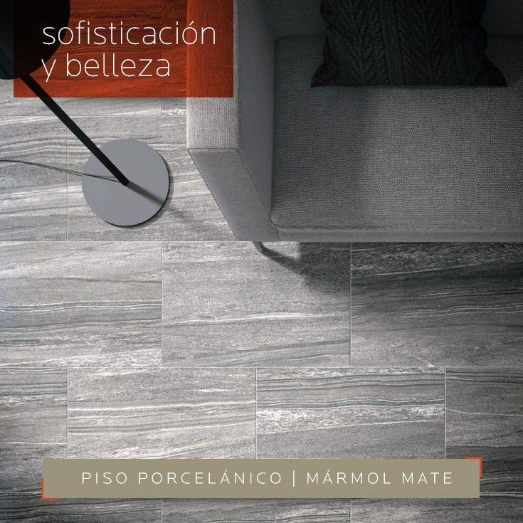 SOFISTICACIÓN Y BELLEZA con la línea BARDOT 2017 de LAMOSA en #pisos #porcelánicos #mármol.