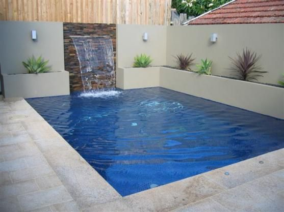 Best 20+ Swimming pool fountains ideas on Pinterest | Backyard lap ...