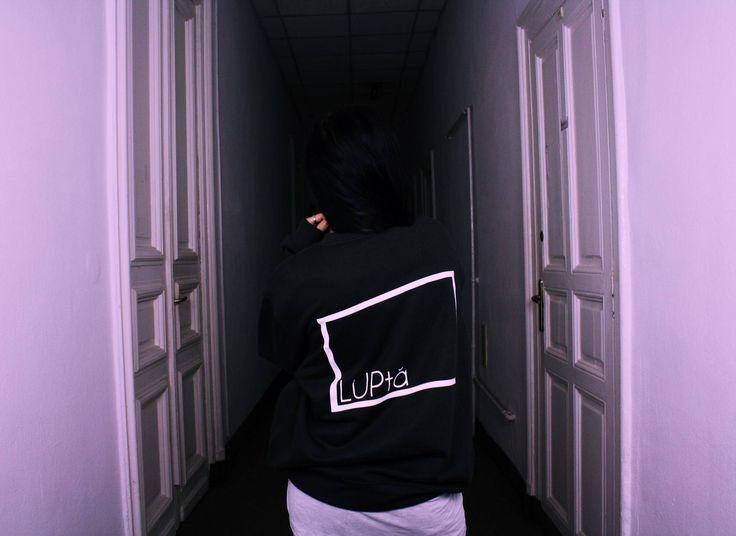 """Îndemn"" grey casual hoodie soon on www.instinctive.ro - edgy clothing for women and men   urban fashion   streetwear   branding   new generation   culture"