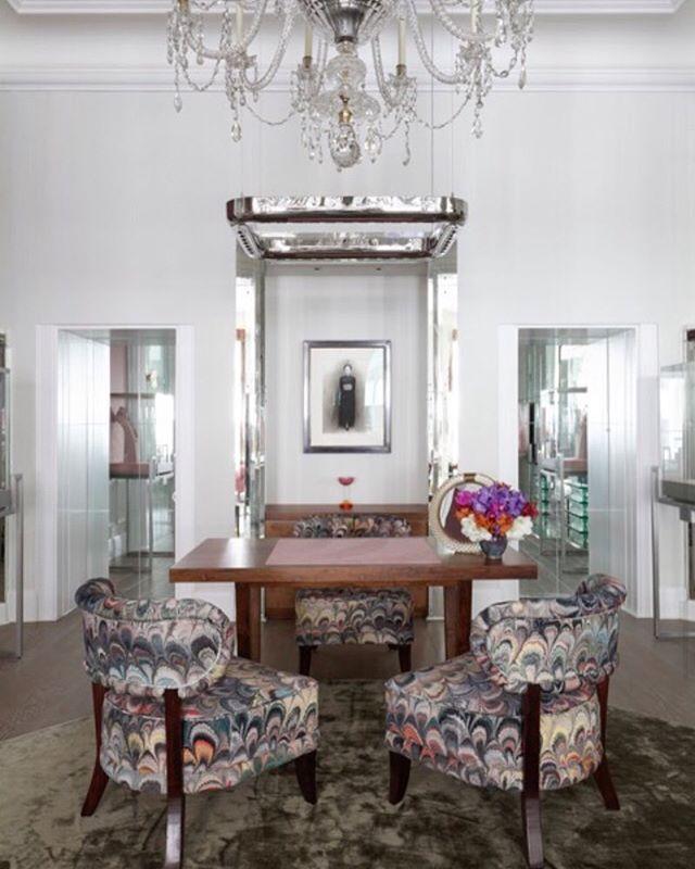 Our Mayfair home that housed the legendary Norman Hartnell's design atelier. #greatbritishdesign @glennspirojewels