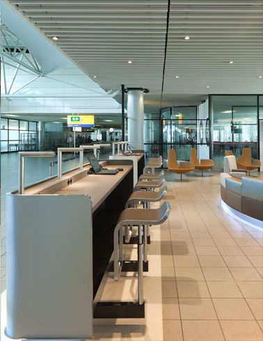 Amsterdam Airport Lounge