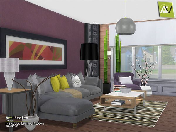 les 117 meilleures images du tableau furnitures living room sims4 sur pinterest les sims. Black Bedroom Furniture Sets. Home Design Ideas