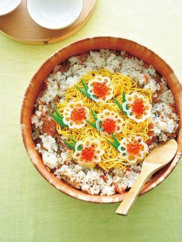 簡単ちらし寿司レシピでおもてなし!かわいいひな祭りアレンジも♪