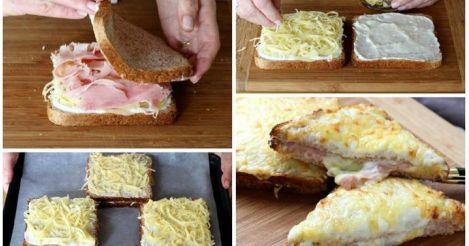 O croque monsieur é um dos pratos franceses mais conhecidos internacionalmente. Este sanduiche tão particular é delicioso e super fácil de fazer. Aprenda com a gente!