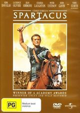 Spartacus (1960)  - DVD - NEW Region 4