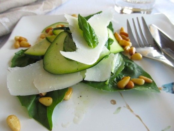 10 Five minute whole food lunches -- Yes please!
