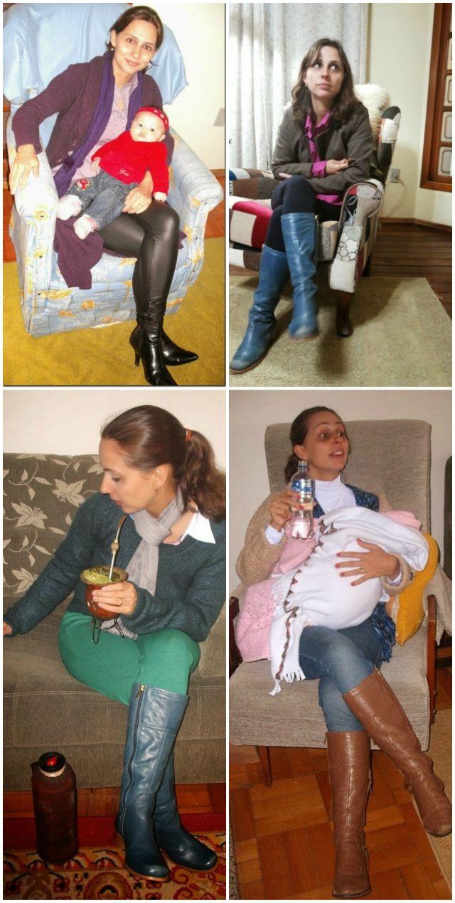 FEMINA - Modéstia e elegância: Moda equestre - parte 3