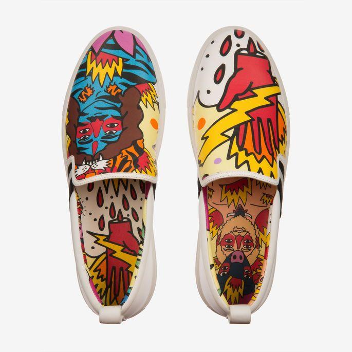 HERALD| Men's sneakers | Bally x Swizz Beatz