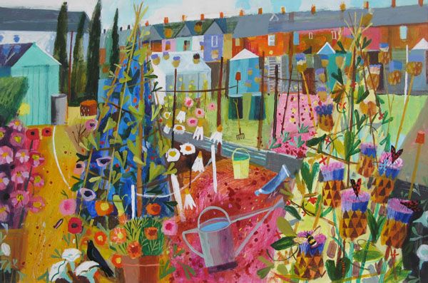 Mary Sumner  John St allotments