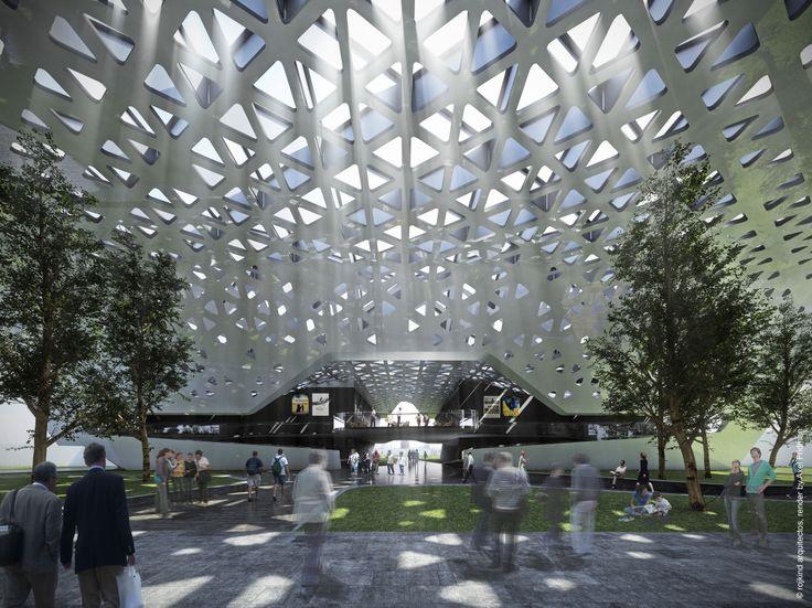 En Construcción: Cineteca Nacional del Siglo XXI / Rojkind Arquitectos