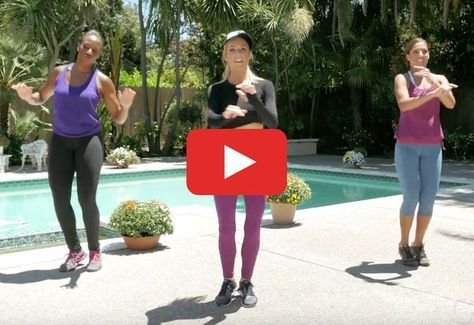 Get ready to bust a move while gaining strength and torching calories. http://greatist.com/move/hip-hop-dance-workout-video