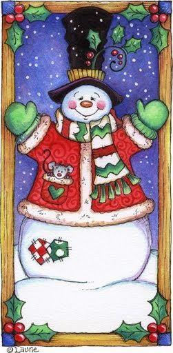 Blog para una Navidad Feliz: Gifs muñecos de nieve
