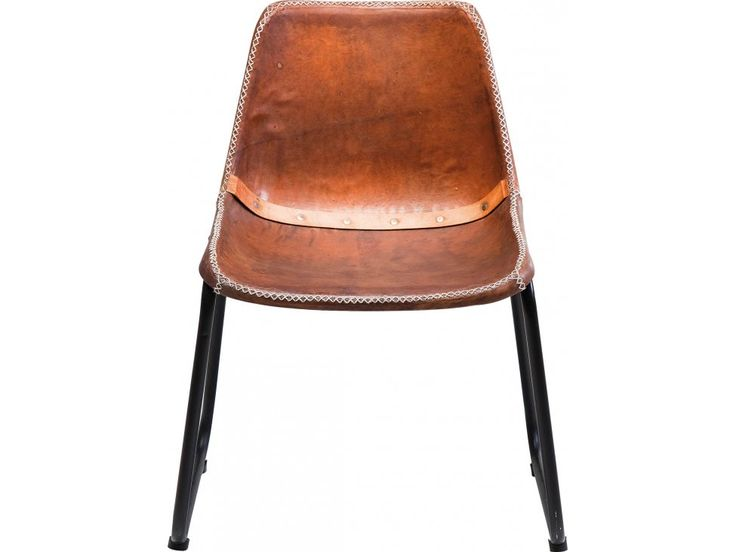 Krzesło Vintage brązowe — Krzesła — KARE® Design