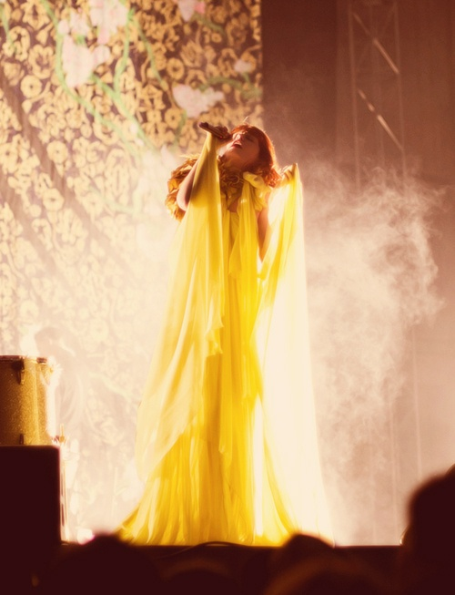 I tore my yellow dress 14