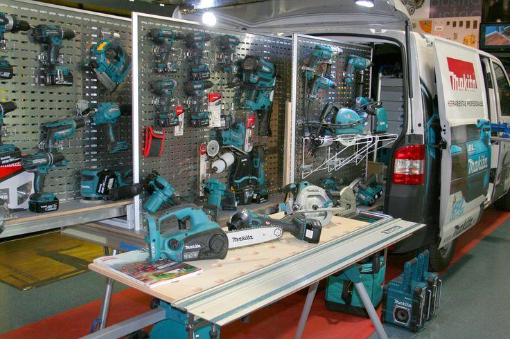 Todo un arsenal de  herramientas para la presentación de producto. #profesional #bricolaje